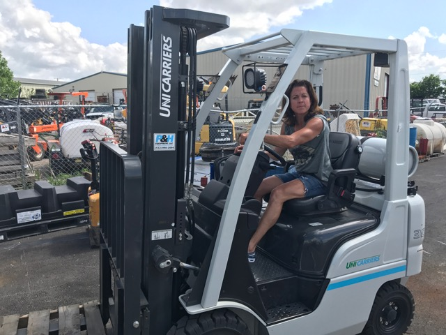 austin forklift driving classes